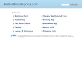 hotelelbaestepona.com
