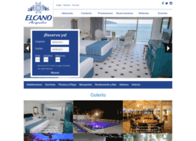 hotelelcano.com.mx