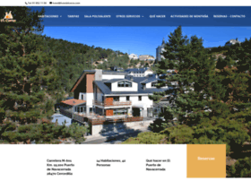 hotelelcorzo.com