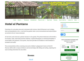hotelelpantano.com