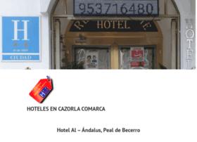 hotelencazorlacomarca.wordpress.com