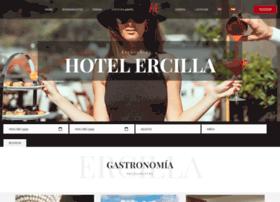 hotelercilla.es