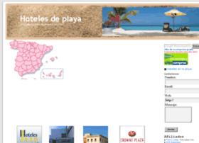 hoteles-de-playa.com