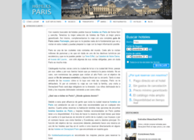 hoteles-paris.es