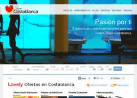 hoteles.encostablanca.com