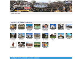 hotelesdeoaxaca.com