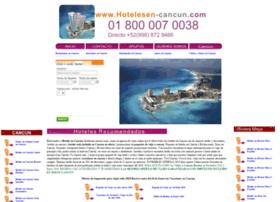 hotelesen-cancun.com