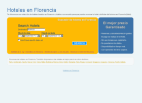 hotelesenflorencia.net