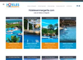 hotelesenmargarita.com
