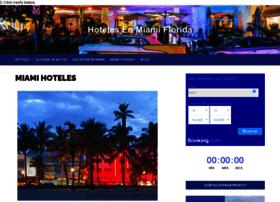hotelesenmiami.com