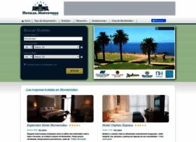 hotelesenmontevideo.com.uy