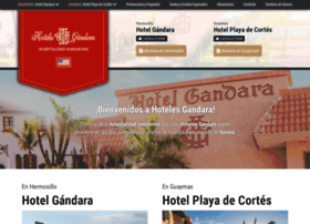 hotelesgandara.com.mx