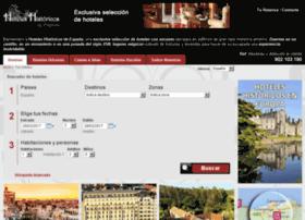 hoteleshistoricosdeespana.com