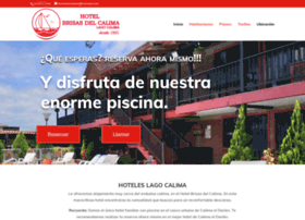hoteleslagocalima.com