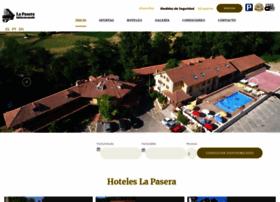 hoteleslapasera.com