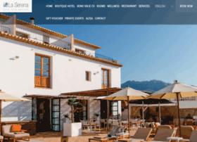 hoteleslaserena.com