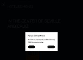 hotelesmonte.com