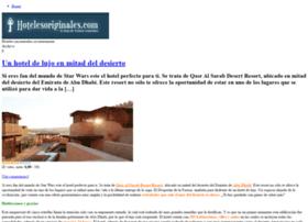hotelesoriginales.com