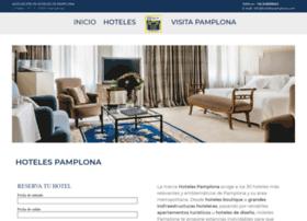 hotelespamplona.com