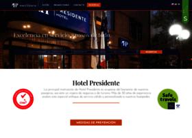 hotelespresidente.com