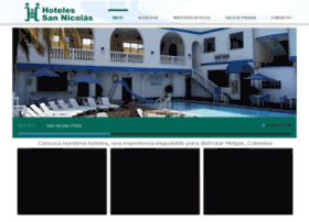 hotelessannicolas.com