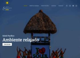hotelessoleilguatemala.com