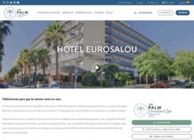 hoteleurosalou.com