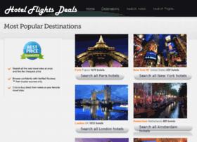 hotelflightsdeals.com