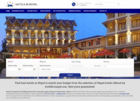 hotelfornepal.com