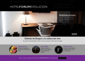 hotelforumevolucion.com