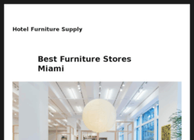 hotelfurnituresupply.net