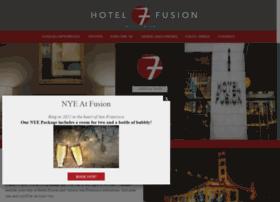 hotelfusionsf.com