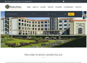 hotelgoldenpalacepuri.com