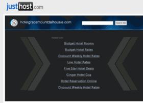 hotelgracemountdalhousie.com