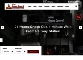 hotelgrandcentral.com