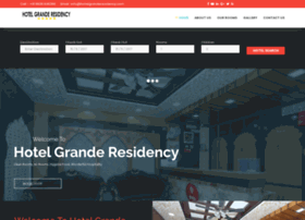 hotelgranderesidency.com