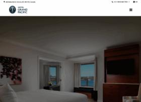 hotelgrandpacific.com