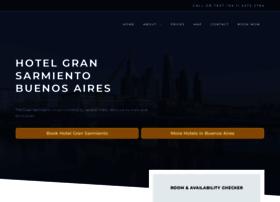 hotelgransarmientoba.com