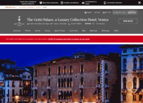 hotelgrittipalacevenice.com