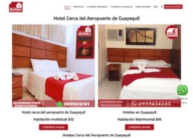 hotelguayaquilaeropuerto.com