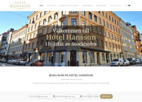 hotelhansson.se