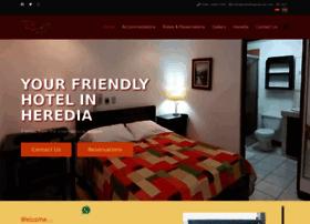 hotelhojarascas.com