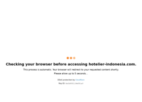 hotelier-indonesia.com