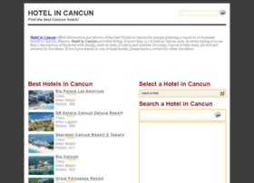 hotelincancun.info