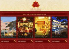 hotelindahpalace.com