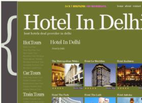hotelindelhi.org