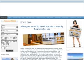 hotelinisrael.net