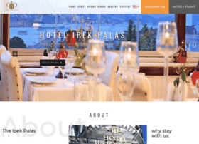 hotelipekpalas.com