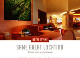 hotelirvine.com