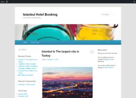 hotelistanbulbooking.edublogs.org